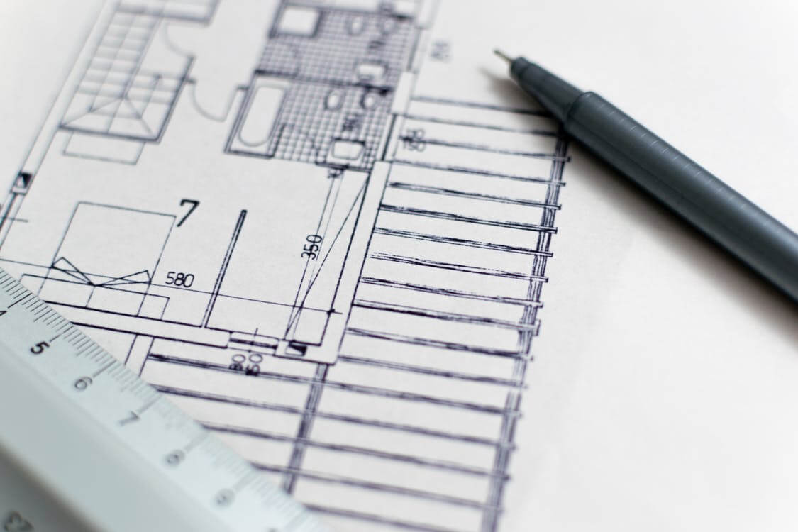 Parking Lot Design Blueprint
