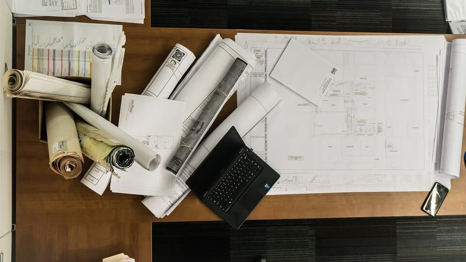 Blueprint Design Photo