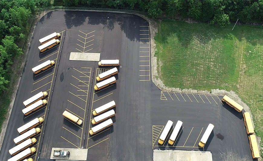 Parking Lot Construction & Expansion