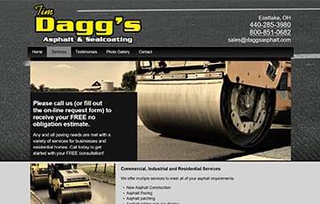 Dagg's Asphalt & Sealcoating
