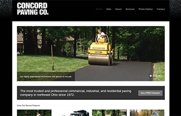 Concord Paving Co.
