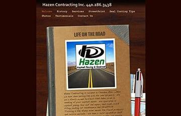 Hazen Contracting Inc.