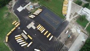 Willoughby Eastlake Bus Garage Parking Lot Expansion